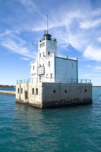 Milwaukee Breakwater 1949