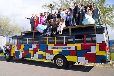 Milwaukee Party Bus Partridge Family