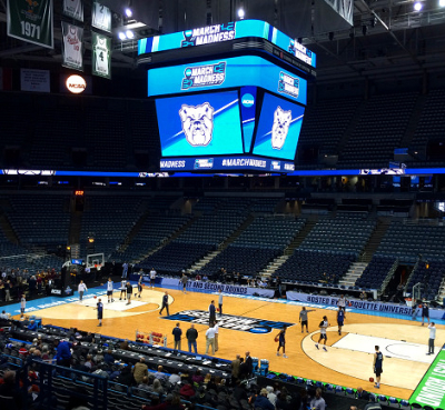Butler Bulldogs NCAA Practice Round 2017 in Milwaukee 9604