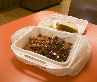 Bag Of Ribs - Speed Queen BBQ - MKEimages - Creative Photo Designs - Diners - 0684