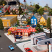 Miniature Town 8170