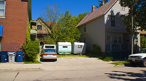 Urban Trailer Home Park - Milwaukee - MKEimages - Creative Photo Designs - Urbanism - 3329