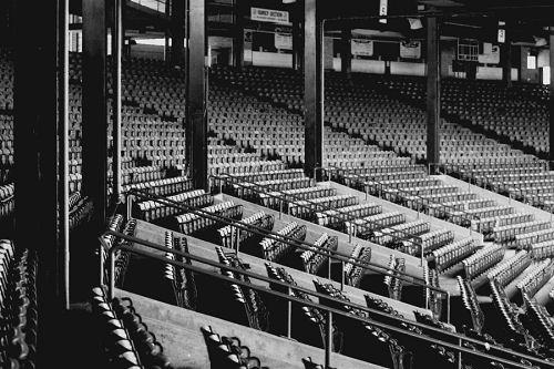 Lower Grandstand 3rd Base Side