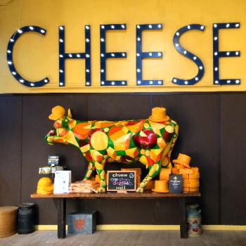 Cheese, Nuff Said 6066