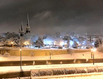 City Snowscape 1047p2
