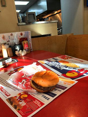 Free Victory Burger 5361