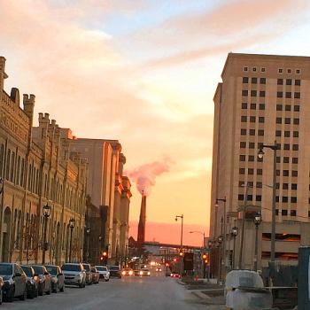 Smoky Sunset 7740